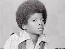 A quel âge Michael Jackson est-il monté sur scène ?