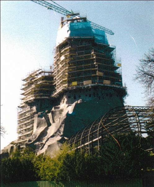 A quel monument vous fait penser cette construction ?