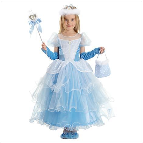 Quelle princesse cette demoiselle adore-t-elle ?