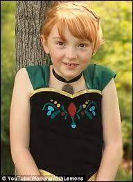 En quelle princesse Mia Bagley s'est-elle déguisée ?