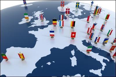 À peine arrivé, j'ai déjà une question pour vous. Combien d'États membres y a-t-il en Europe ? (en 2015)