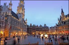 Sachant qu'il y a trois capitales pour l'Union européenne, que trouve-t-on à Bruxelles ?