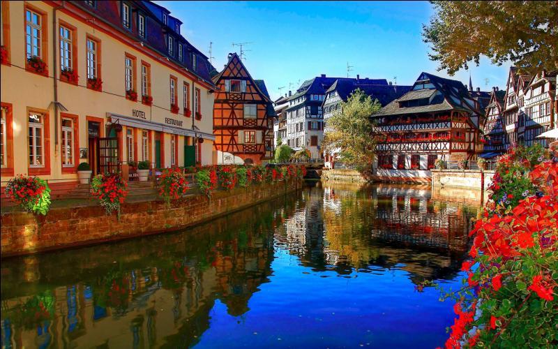 Et quel organe se trouve à Strasbourg ?
