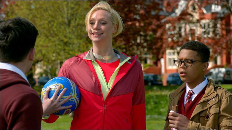 Après avoir fait figuration dans plusieurs films de Terry Giliam, Gwendoline Christie a joué dans la série...