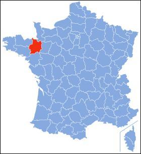 Le département d'Ille-et-Vilaine porte le n° 53.