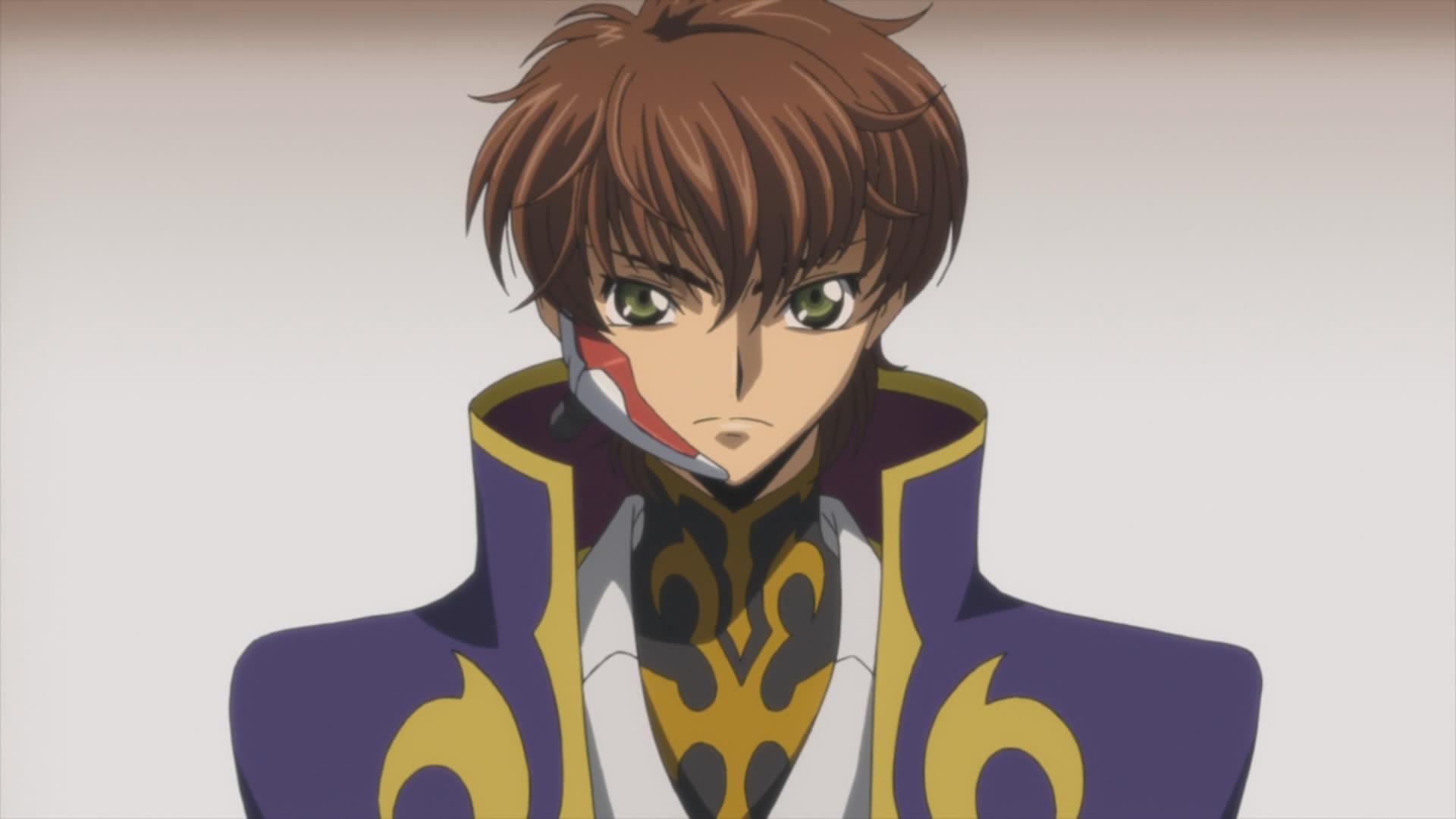 Code Geass : Suzaku Kururugi