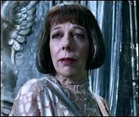 À qui Hagrid parle-t-il de sa mère ?