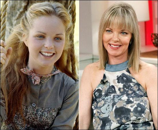 """La belle Melissa Sue Anderson tint le rôle de Mary dans """"Docteur Quinn femme Médecin"""" !"""