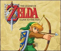 """Dans """"The Legend of Zelda"""", qui aide Zelda dans son aventure ?"""