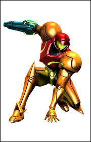 """Dans """"Metroid"""", comment s'appelle le personnage principal ?"""