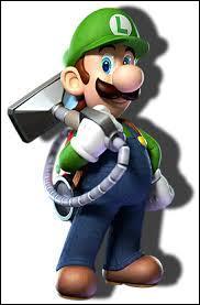 """Dans """"Luigi Mansion 2"""", que chasse Luigi ?"""