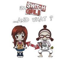 Switch Girl ! - Les personnages