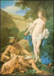 Comment, en référence à un descendant d'Hermès, nomme-t-on un être bisexué ou androgyne ?