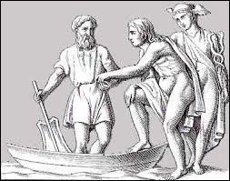 Quelle épithète présente étymologiquement Hermès dans sa fonction d'accompagnateur ?