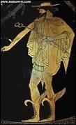 Quel est le nom grec des sandales ailées ?