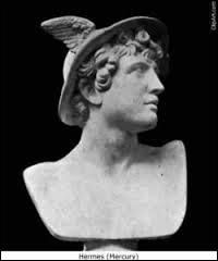 Quel est le nom du chapeau d'Hermès ?