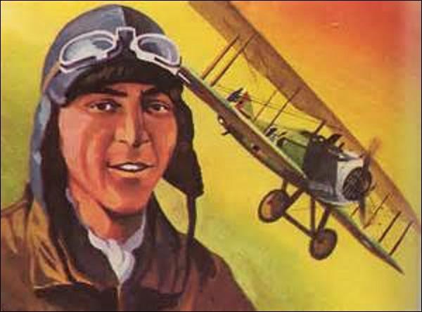 """Meilleur aviateur américain avec 26 victoires, surnommé """"Eddie"""", je vois le jour à Colombus (Ohio) en octobre 1890. Devenu en 1938 dirigeant de la compagnie aérienne Earstern Air Lines, je contribue énormément à son développement. Je décède à Zurich (Suisse) en juillet 1973. En 1980, en hommage, ma ville natale rebaptise sa base aérienne à mon nom, mais quel est-il ?"""