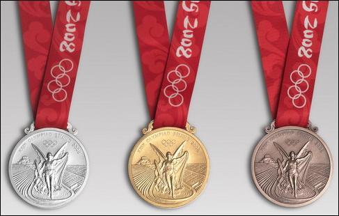 Pour obtenir une médaille d'argent aux Jeux olympiques, il faut arriver :