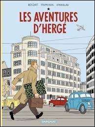 De quelle nationalité Hergé est-il ?