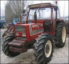 La marque de ce tracteur est ...