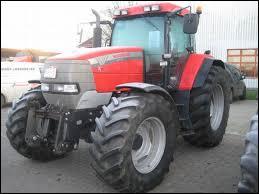 Connaissez-vous la marque de ce tracteur ?