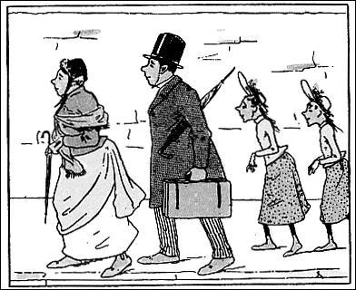 Quel est le titre de cette bande dessinée de Christophe, représentée sur l'image, une des premières parues en France à la fin du 19e siècle ?