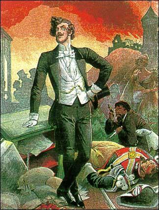 Comment s'appelle le héros dans les aventures créées par Pierre Ponson du Terrail ?