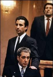 """Qui est le successeur de Michael Corleone dans """"Le Parrain 3"""" ?"""