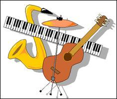 Lequel de ces instruments ne fait pas partie des instruments à corde pincées ?