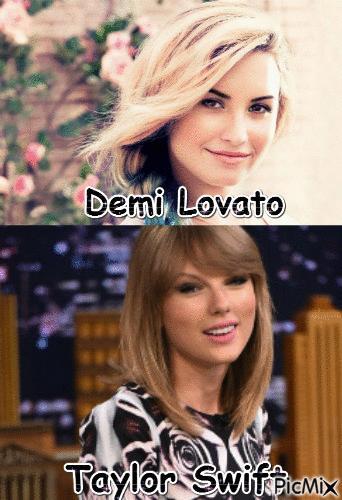 Demi Lovato ou Taylor Swift ?