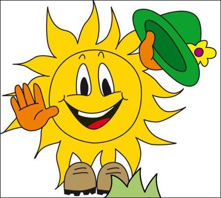 """""""... à nouveau pour moi le soleil luit""""."""