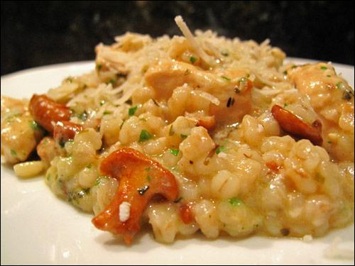 De quel pays le risotto est-il une spécialité culinaire ?