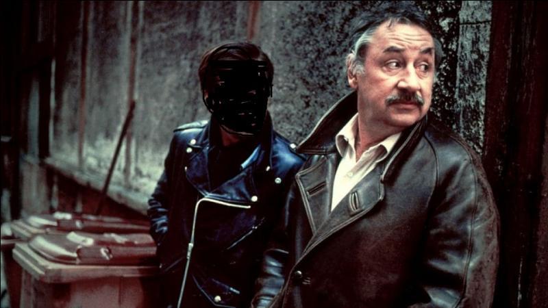 """Dans le film de Claude Zidi """"Les Ripoux"""", qui interprète le rôle du jeune inspecteur devant faire équipe avec l'inspecteur René Boisrond, interprété par Philippe Noiret ?"""