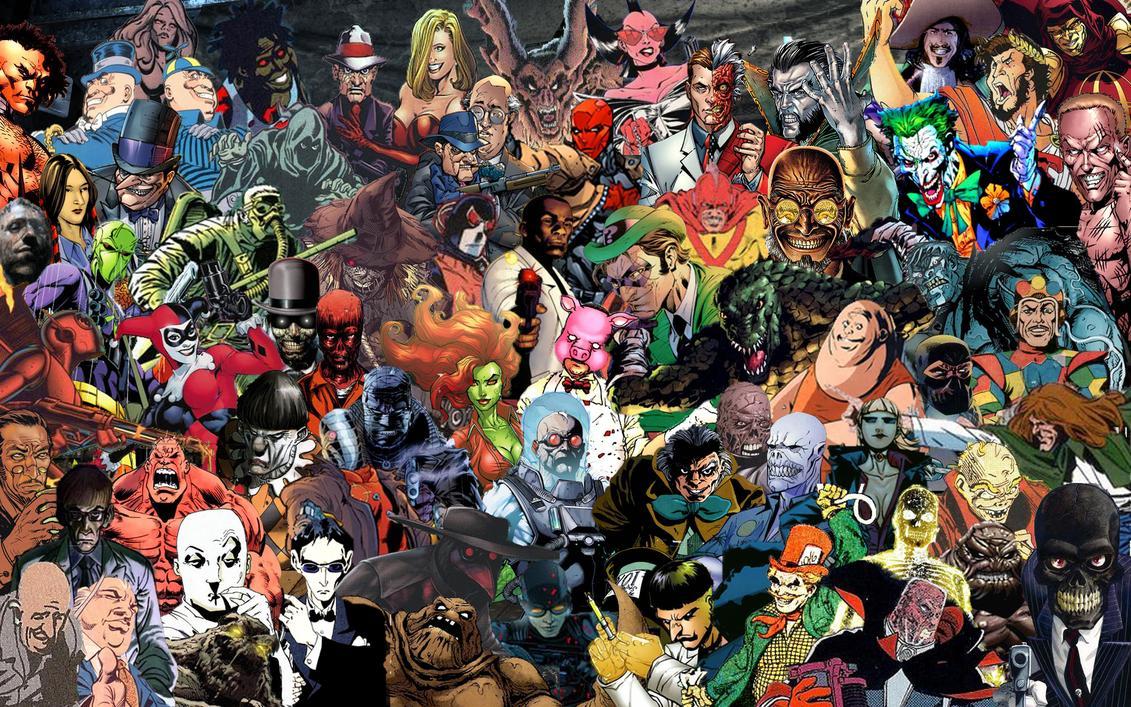 Batman & ses ennemis 2