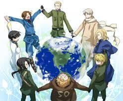 Hetalia : Axis Powers