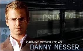 De qui Danny Messer est-il le petit ami ?