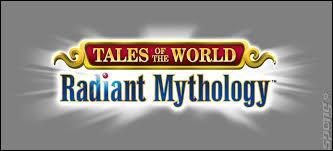 """Qui est le personnage exclusif dans """"Tales of World Radiant Mythology"""" ?"""