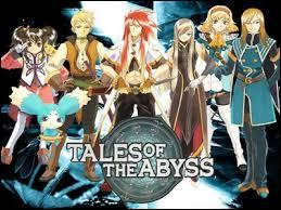 """Dans """"Tales of The Abyss"""", comment se nomme la fillette qui se sert de sa peluche comme d'une arme ?"""