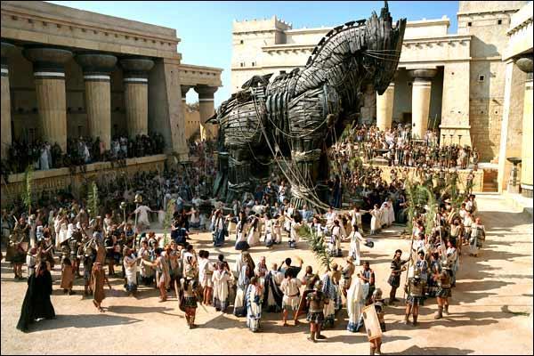 De quelle guerre Ulysse sort-il vainqueur ?