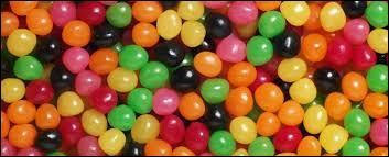 En 2015, combien de couleurs ces bonbons peuvent-ils prendre ?