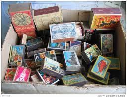 Quizz collection et collectionneur quiz culture g n rale - Collectionneur de boite ...