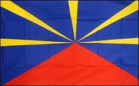 Et ici, c'est le drapeau...