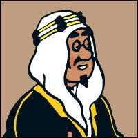 De quel pays Mohammed Ben Kalish Ezab est-il l'émir ?