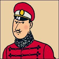 Quel est le nom du roi de Syldavie ?