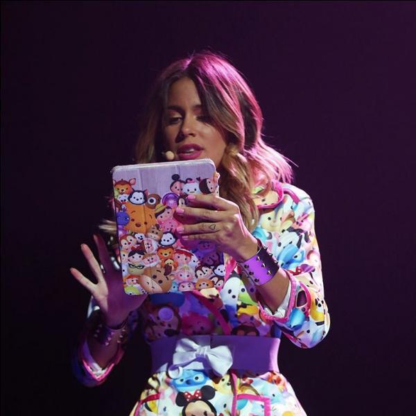 Qui a offert à Camila le Tsum Tsum ?