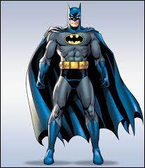 Quel est le méchant qui n'est pas celui de Batman ?