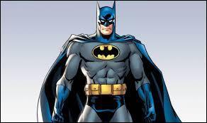 Quel héros a rencontré Batman ?