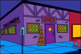 Où travaille Moe ?