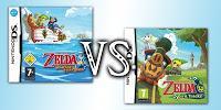 Tous les personnages de Zelda PH et Zelda ST -1-