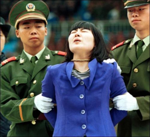 Il y a ___ fois plus d'exécutions en Chine que dans les autres pays réunis.